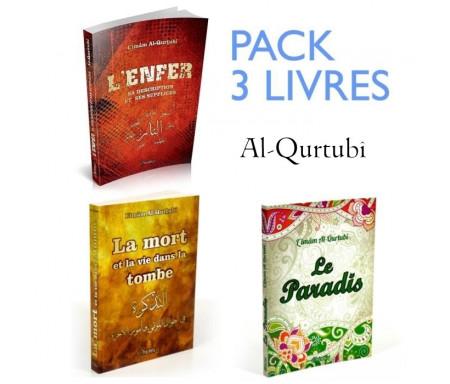 """Pack 3 livres """"La Vie après la mort"""" : La mort et la vie dans la tome - L'Enfer : Sa description et ses supplices - Le Paradis"""