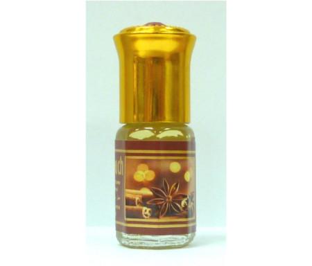 """Parfum concentré sans alcool Musc d'Or """"Musk Touch"""" (3 ml) - Mixte"""