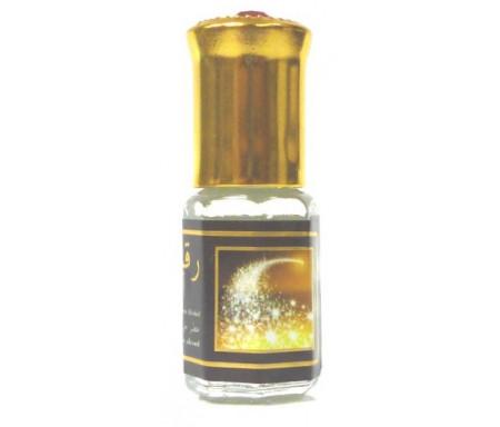 """Parfum concentré sans alcool Musc d'Or """"Roqya"""" (3 ml) - Mixte"""