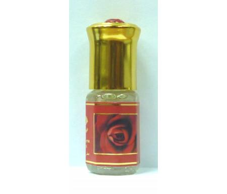"""Parfum concentré sans alcool Musc d'Or """"Rose"""" (3 ml) - Mixte"""