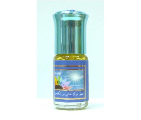 """Parfum concentré sans alcool Musc d'Or """"Shams"""" (3 ml) - Pour hommes"""