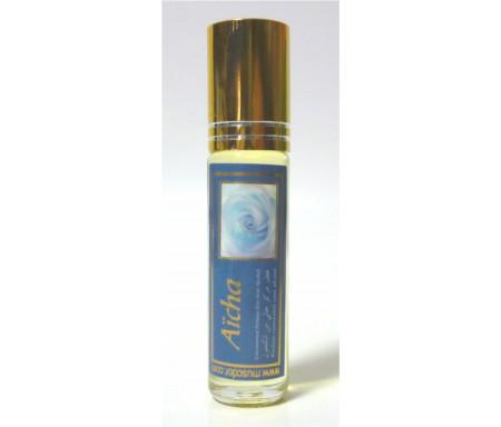 """Parfum concentré sans alcool Musc d'Or """"Aicha"""" - 8 ml - Pour femmes"""