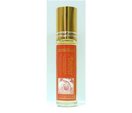 """Parfum concentré sans alcool Musc d'Or """"Amira"""" (8 ml) - Pour femmes"""