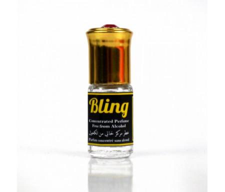 """Parfum concentré sans alcool Musc d'Or """"Bling"""" (3 ml) - Mixte"""