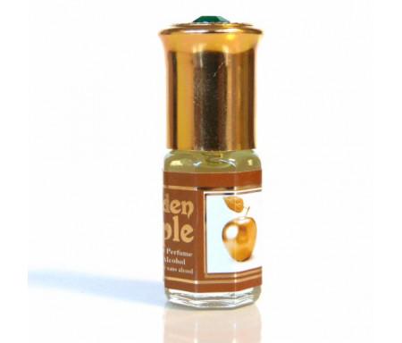 """Parfum concentré sans alcool Musc d'Or """"Golden Apple"""" (3 ml) - Mixte"""