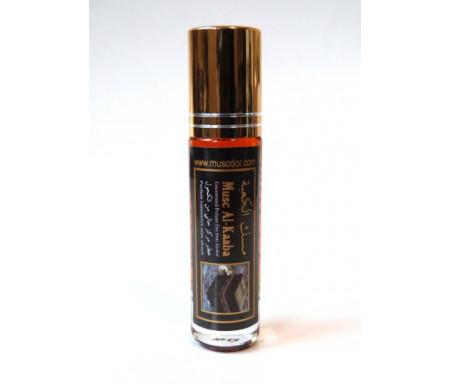 """Parfum concentré sans alcool Musc d'Or """"Musc Al-Kaaba"""" (8 ml) - Pour hommes"""
