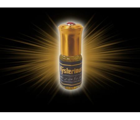 """Parfum concentré sans alcool Musc d'Or """"Mysterious"""" (3 ml) - Pour hommes"""