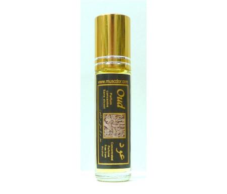 """Parfum concentré sans alcool Musc d'Or """"Oud"""" (8 ml) - Pour hommes"""