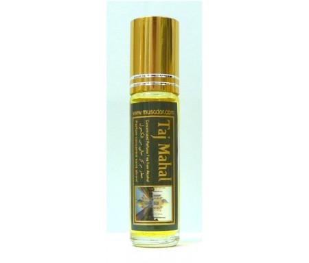 """Parfum concentré sans alcool Musc d'Or """"Taj Mahal"""" (8 ml) - Pour hommes"""