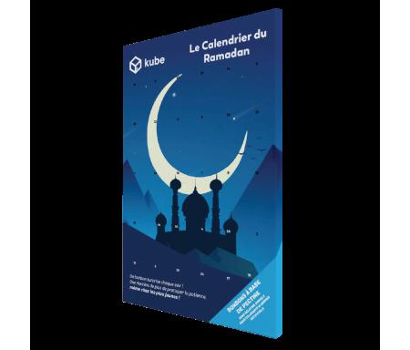 Calendrier des Bonnes Actions du Ramadan 2020