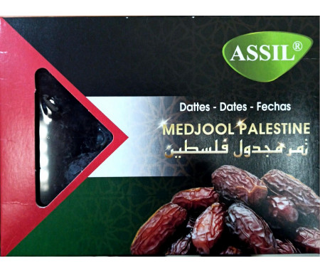 Dattes Medjool de Palestine-boîte de 900 g