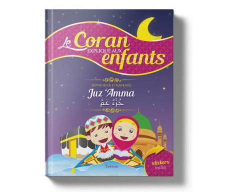 Le Coran expliqué aux enfants + Poster et Stickers