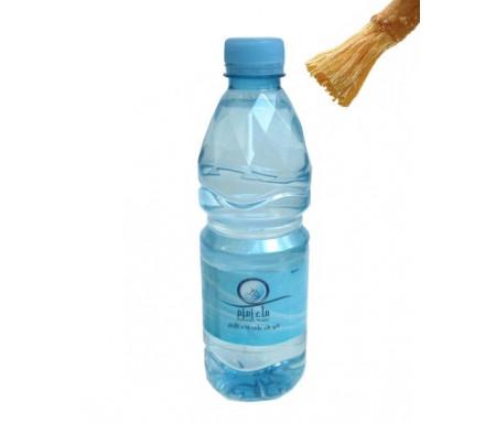 Pack : Siwak nature + Bouteille Eau de Zam-zam (500 ml - Zamzam Water 0,5L)