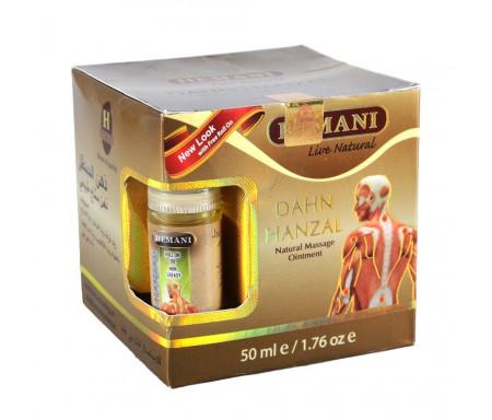 Dahn Hanzal : Crème apaisante et pommade de massage naturelle anti-douleur articulations musculaires 50ml