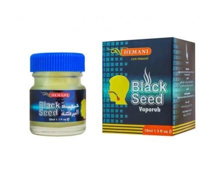 Blackseed Vaporub Hemani Créme Baume à la nigelle 10 ml