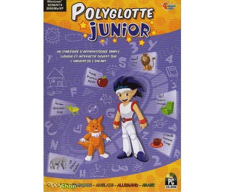 Polyglotte Junior (français, anglais, arabe, allemand)
