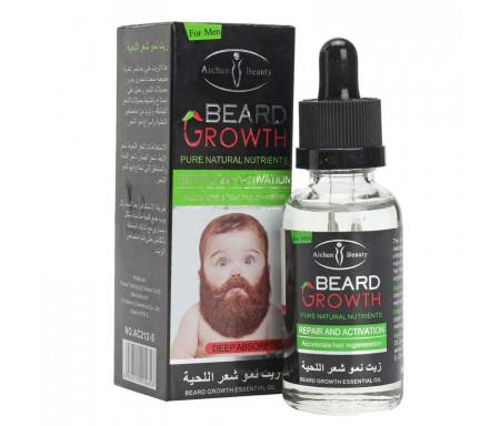 Huile essentielle de soin et entretien pour la barbe - 30ml