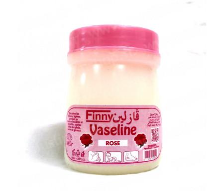 Vaseline Pure parfumée à l'extrait de Rose - 130ml