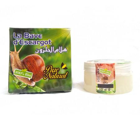 Crème soin visage à la bave d'escargot Pure Natural - 100g