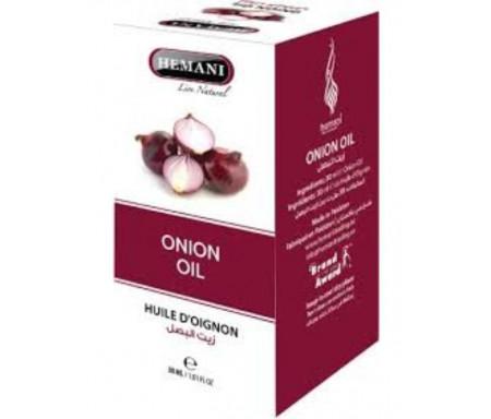 Huile d'Oignon pure 100% Naturelle - 30ml
