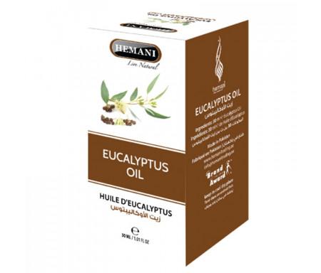 Huile d'Eucalyptus pure 100% Naturelle - 30ml
