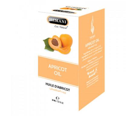 Huile d'Abricot 100% Naturelle - 30ml