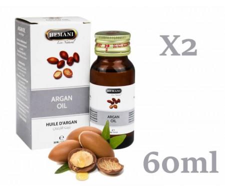 Huile d'Argan 100% Naturelle - 30ml