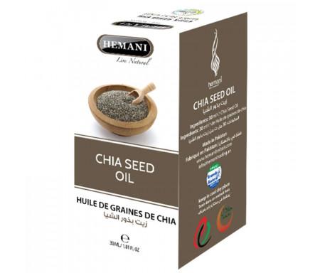 Huile de Chia 100% Naturelle - 30ml