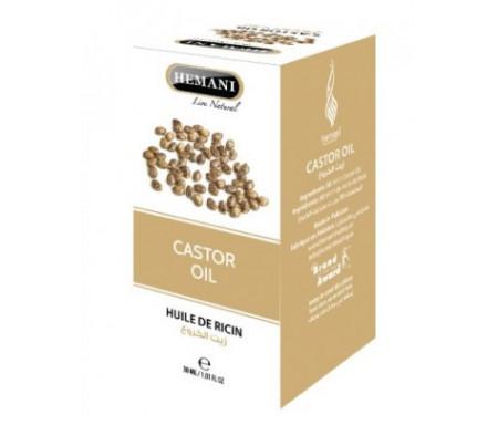 Huile de Ricin (Castor Oil) 100% Naturelle - 30ml
