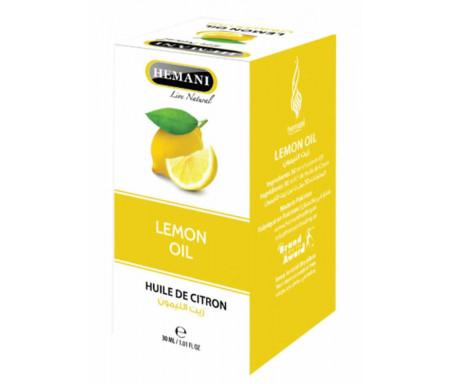 Huile de Citron 100% Naturelle - 30ml