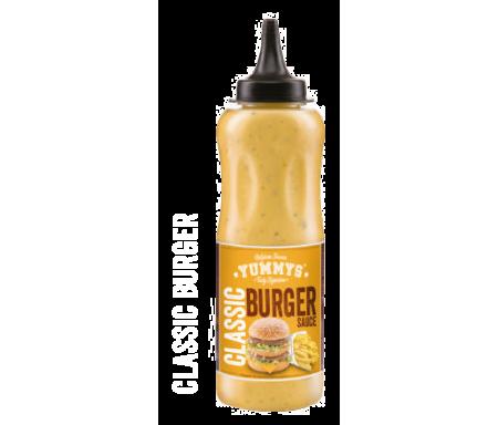 Sauce Classic Burger Yummys en Tube de 950ml