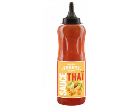 Sauce Spicy Thaï Yummys en Tube de 950ml