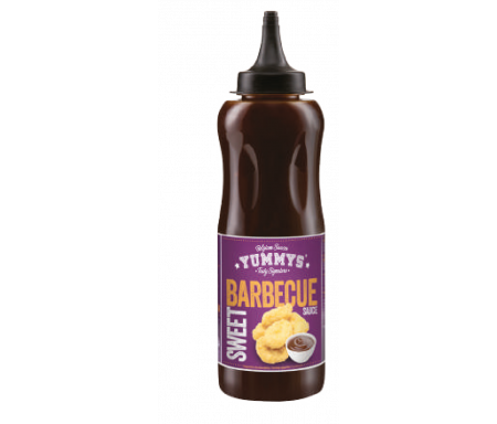 Sauce Sweet Barbecue Yummys en Tube de 950ml