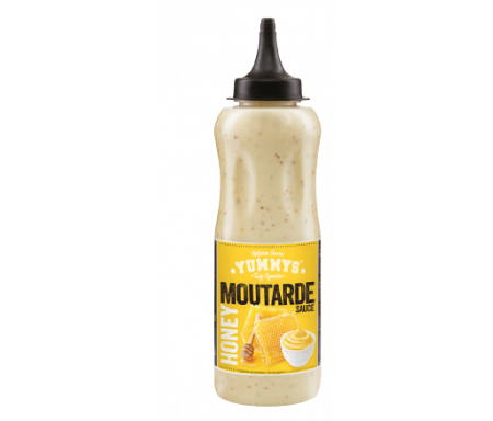 Sauce Moutarde et miel Yummys en Tube de 950ml