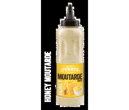 Sauce Moutarde et miel Yummys en Tube de 950ml