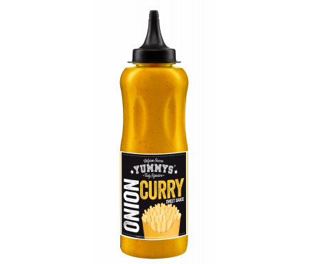 Sauce Curry aux oignons Yummys en Tube de 950ml