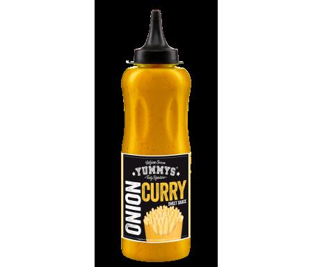 Sauce Curry aux oignons Yummys en Tube de 950ml