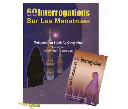 60 Interrogations sur les Menstrues (Livre + K7)
