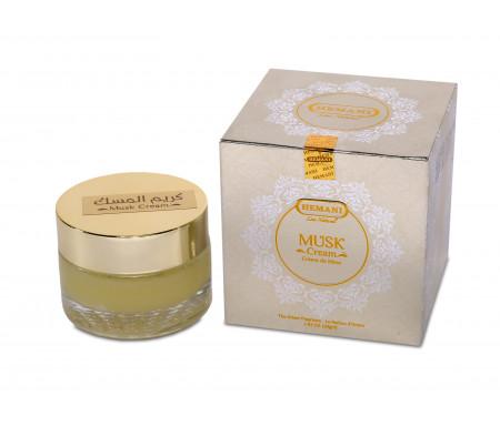 Crème parfumée pour le soin du Visage au Musk - 30 ml