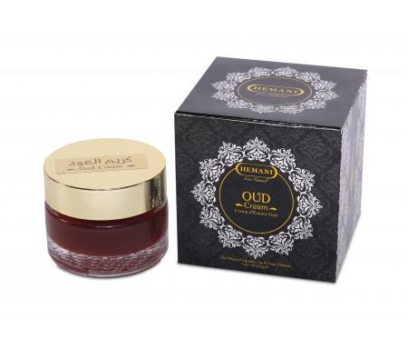 Crème parfumée pour le soin du Visage au Oudh - 30 ml