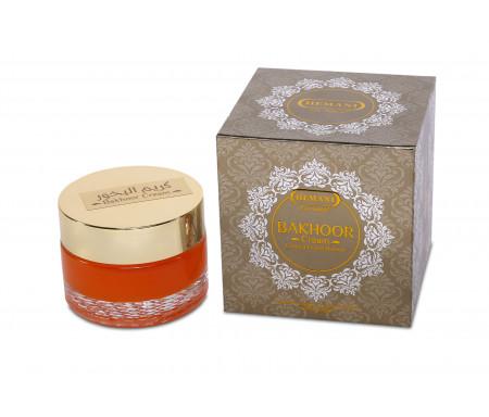 Crème parfumée pour le soin du Visage au Bakhour - 30 ml