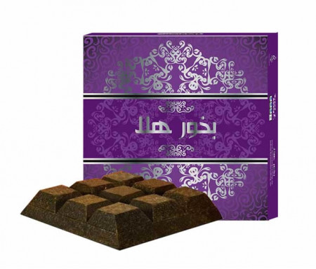 Encens Bakhour Chocolate Hala (Encens à brûler) - 50gr