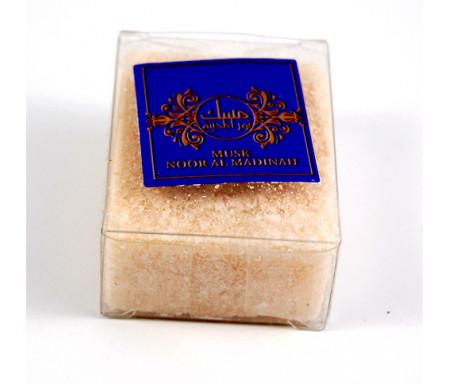 "Cube de musk solide ""Noor Al Madinah"""