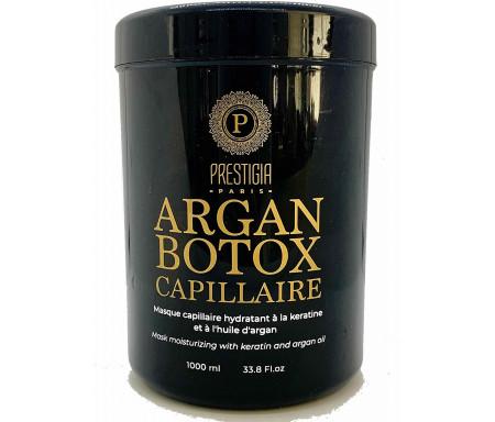 Botox capillaire Soin cheveux - Kératine et Huile d'Argan nourrit les Cheveux - 1000ml
