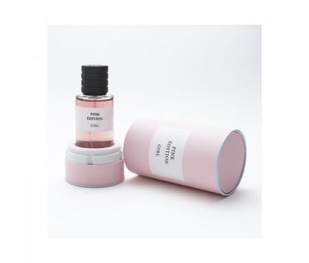"Parfum Musc Premium ""Pink Edition"" Senteur Girl - 50ml"