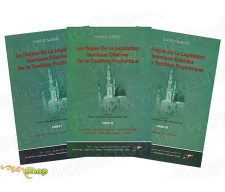 Les Règles de la Législation Islamique - Volume 1, 2 et 3