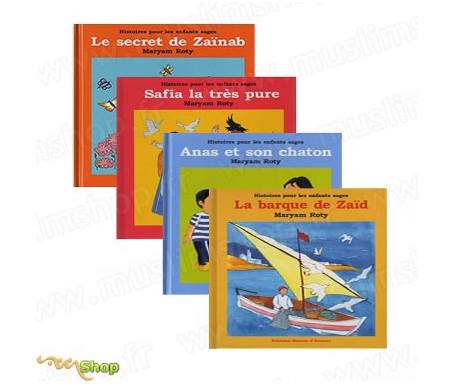 Collection Histoires pour les Enfants Sages