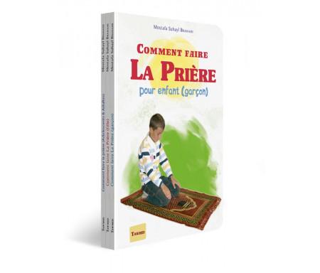 Pack Comment faire la Prière pour Fille / Garçon / Adolescents et Adultes