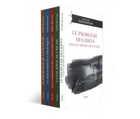 Pack 5 ouvrages sur l'Islam contemporain et le Monde Musulman de Malek BENNABI