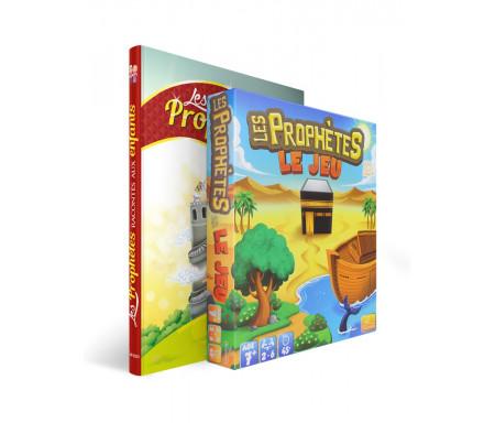 Pack Les Prophètes racontés aux enfants + Jeu Les Prophètes